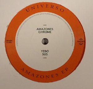 UNIVERSO - Amazones EP