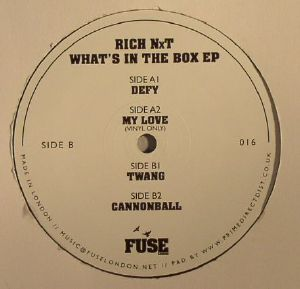RICH NXT - What's In The Box EP