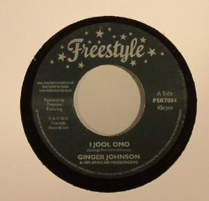 JOHNSON, Ginger & HIS AFRICAN MESSENGERS - I Jool Omo