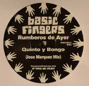 DE AYER, Rumberos/LA SANCHA - Quinto Y Bongo