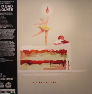 ILFMAN, Frank - Big Bad Wolves (Soundtrack) (Record Store Day 2015)