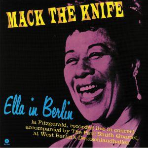 FITZGERALD, Ella - Mack The Knife: Ella In Berlin