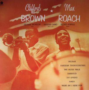 BROWN, Clifford/MAX ROACH - Clifford Brown & Max Roach (remastered)