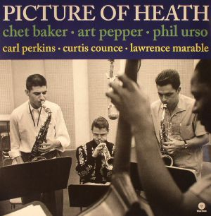 BAKER, Chet/ART PEPPER - Picture Of Health