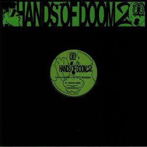 LOZANO, Luca/DJ FETT BURGER - Hands Of Doom 2 EP