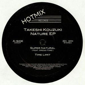 KOUZUKI, Takeshi - Nature EP