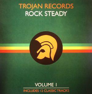 VARIOUS - Trojan Records: Rock Steady Volume 1