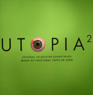 TAPIA DE VEER, Cristobal - Utopia 2 (Soundtrack) (Record Store Day 2015)