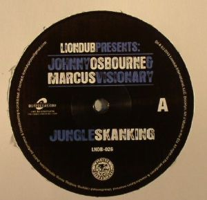 OSBOURNE, Johnny/MARCUS VISIONARY - Jungle Skanking