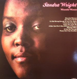 WRIGHT, Sandra - Wounded Woman (reissue)