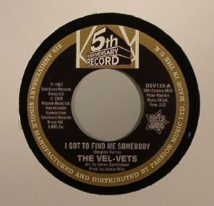 VEL VETS, The/TOWANDA BARNES - I Got To Find Me Somebody