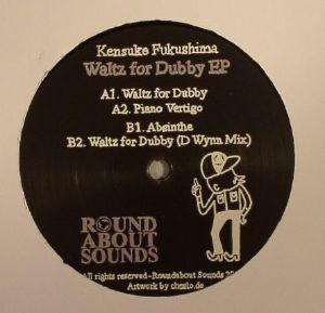 KENSUKE FUKUSHIMA - Waltz For Dubby EP