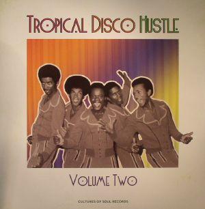 VARIOUS - Tropical Disco Hustle Volume 2