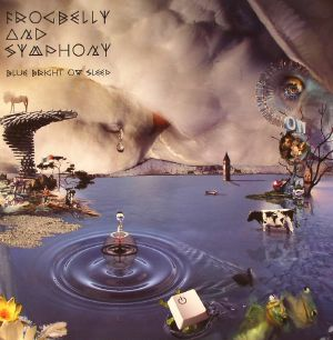FROGBELLY & SYMPHONY - Blue Bright Ow Sleep