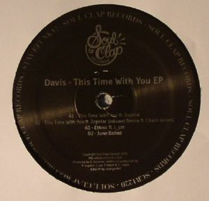 DAVIS - This Time With You EP