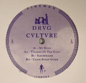 DRVG CVLTVRE - Grauwvuur EP