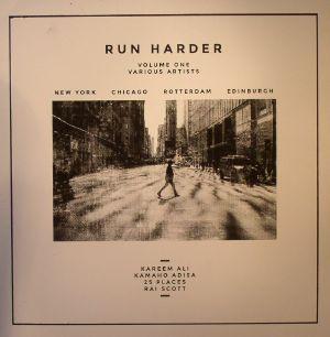 ALI, Kareem/KAMAHO ADISA/25 PLACES/RAI SCOTT - Run Harder Volume 1