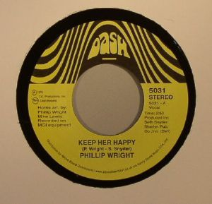 WRIGHT, Phillip - Keep Her Happy