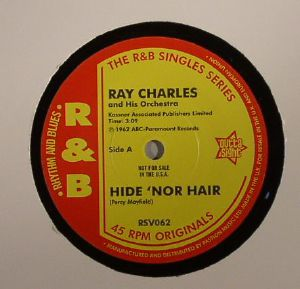 CHARLES, Ray & HIS ORCHESTRA - Hide 'Nor Hair