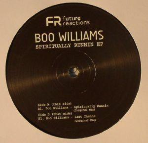 WILLIAMS, Boo - Spiritually Runnin EP