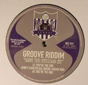GROOVE RIDDIM - Ride The Riddims #2