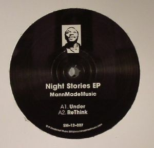 MANNMADEMUSIC - Night Stories EP