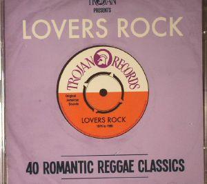 VARIOUS - Trojan Presents Lovers Rock: 40 Romantic Reggae Classics