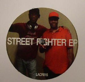 POINDEXTER, Steve - Streetfighter EP