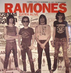RAMONES - Eaten Alive: 4 Acres Utica NY: November 14 1977