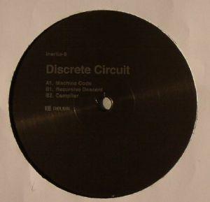 DISCRETE CIRCUIT - Machine Code EP