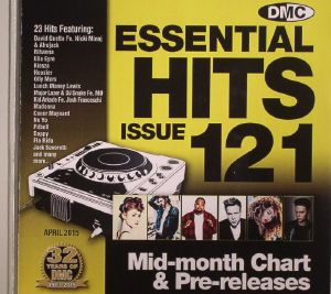 VARIOUS - Essential Hits 121: Mid Month Chart & Pre Releases (Strictly DJ Only)