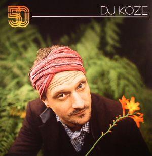 DJ KOZE/VARIOUS - DJ Kicks: 50th Anniversary