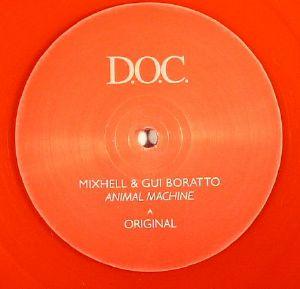 MIXHELL/GUI BORATTO - Animal Machine