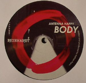 ANTENNA HAPPY - Body EP