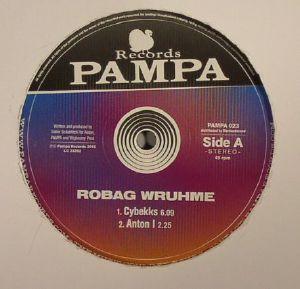 WRUHME, Robag - Cybekks