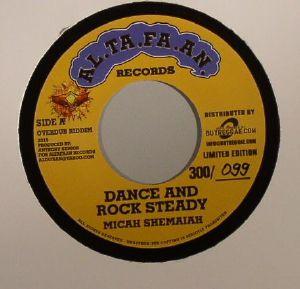 SHEMAIAH, Micah/JESSE ROYAL - Dance & Rock Steady