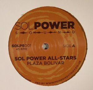 SOL POWER ALL STARS - Plaza Bolivar