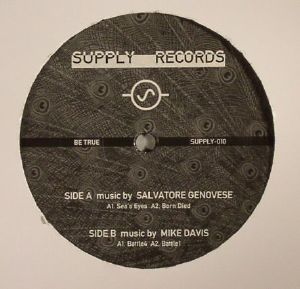 GENOVESE, Salvatore/MIKE DAVIS - Sea's Eyes