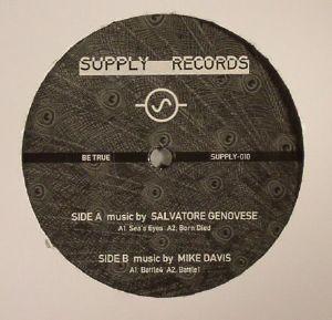 GENOVESE, Salvatore/MIKE DAVIS - Sea's Eyes