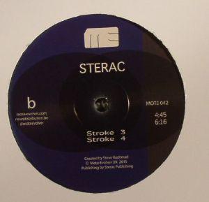 STERAC aka STEVE RACHMAD - Different Strokes