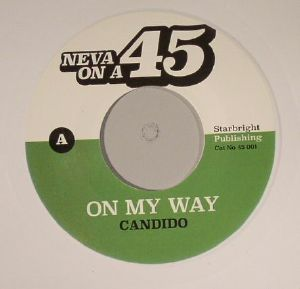 CANDIDO/EDWIN STARR - On My Way