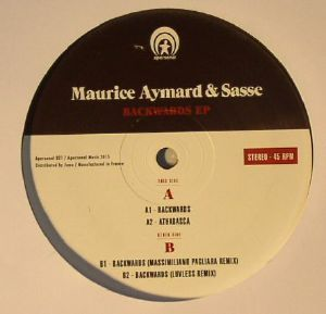 SASSE & MAURICE AYMARD - Backwards EP