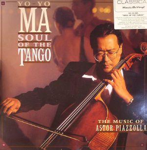 YO YO MA - Soul Of The Tango: The Music Of Astor Piazzolla