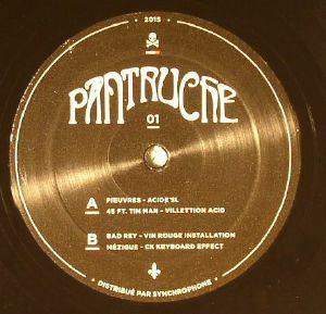 PIEUVRES/45/BAD REY/MEZIGUE - Les Marechaux