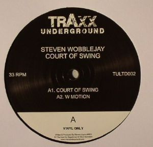 WOBBLEJAY, Steven - Court Of Swing