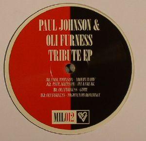 JOHNSON, Paul/OLI FURNESS - Tribute EP