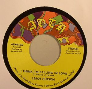 HUTSON, Leroy - I Think I'm Falling In Love