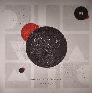 KOLLEKTIV TURMSTRASSE - Sry I'm Late EP