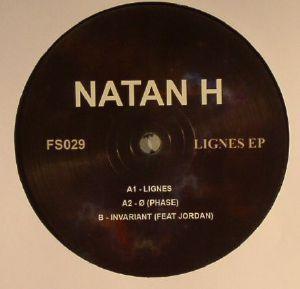NATAN H - Lignes EP