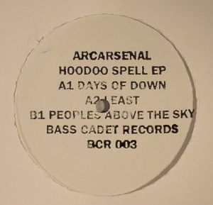 ARCARSENAL - Hoodoo Spell EP